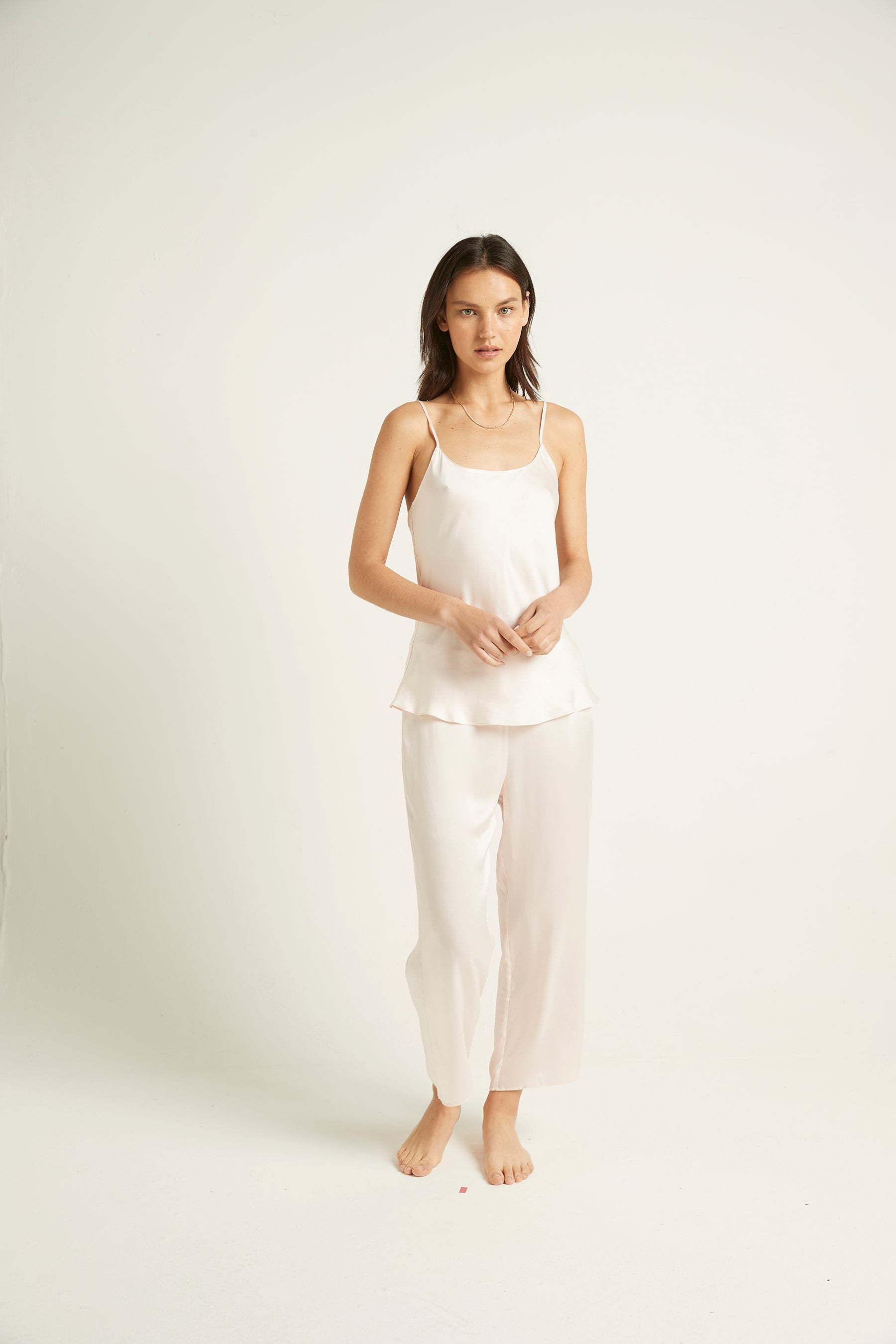Washable Silk Pant