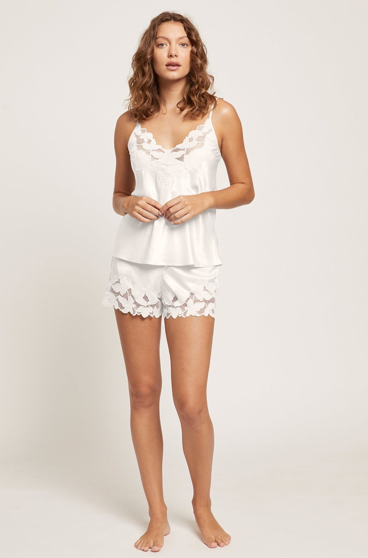 Sugar Swizzle Washable Silk Leila Short