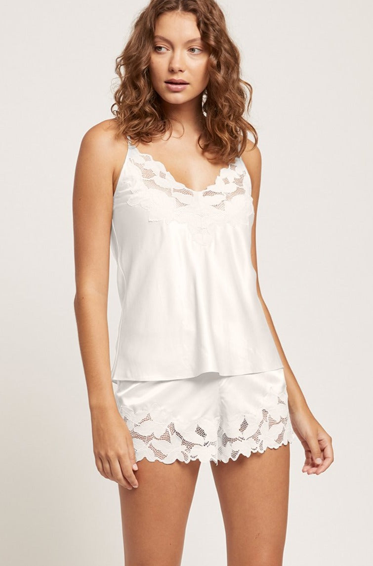 Sugar Swizzle Washable Silk Leila Cami