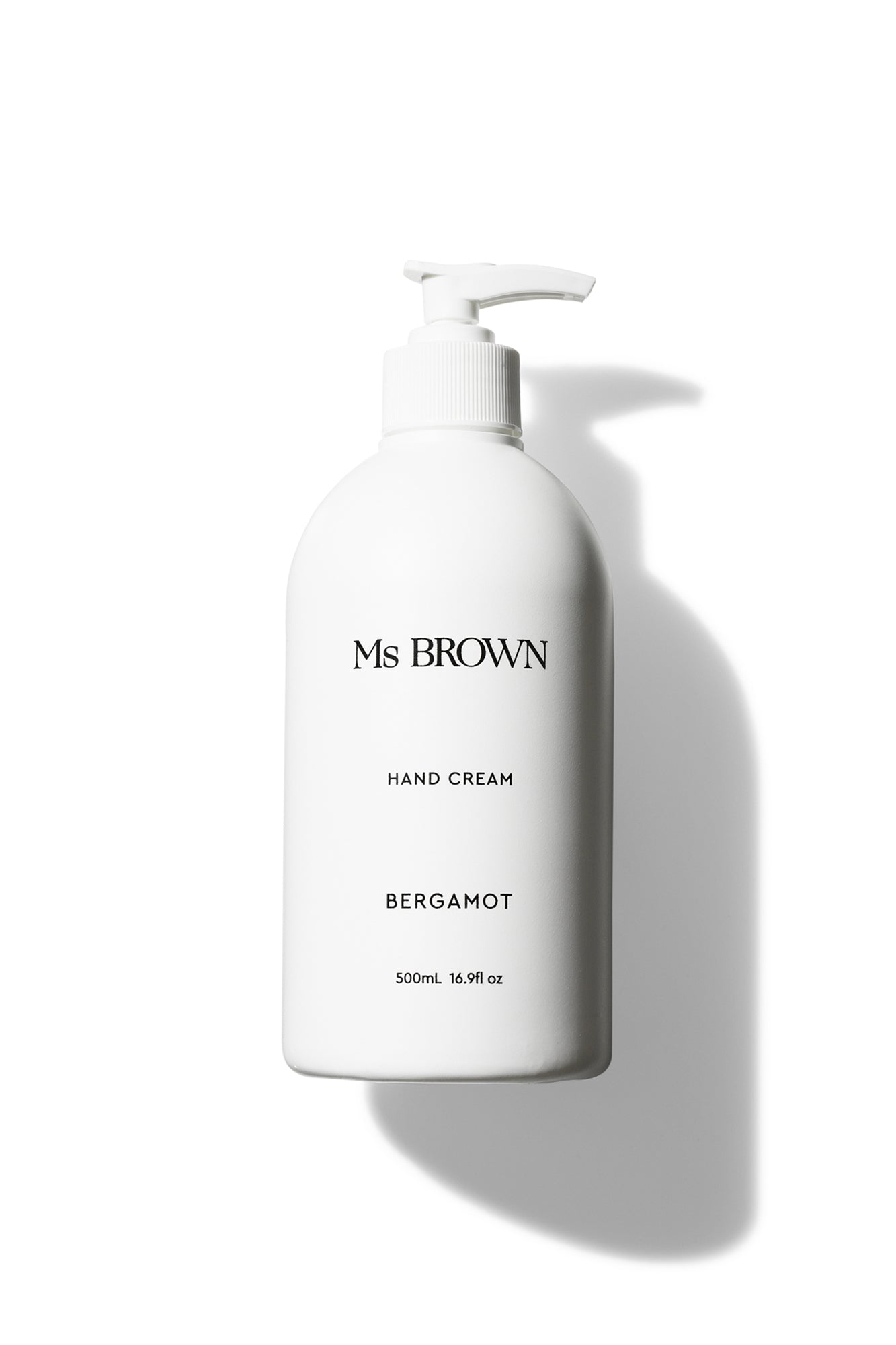 Ms Brown Hand Cream