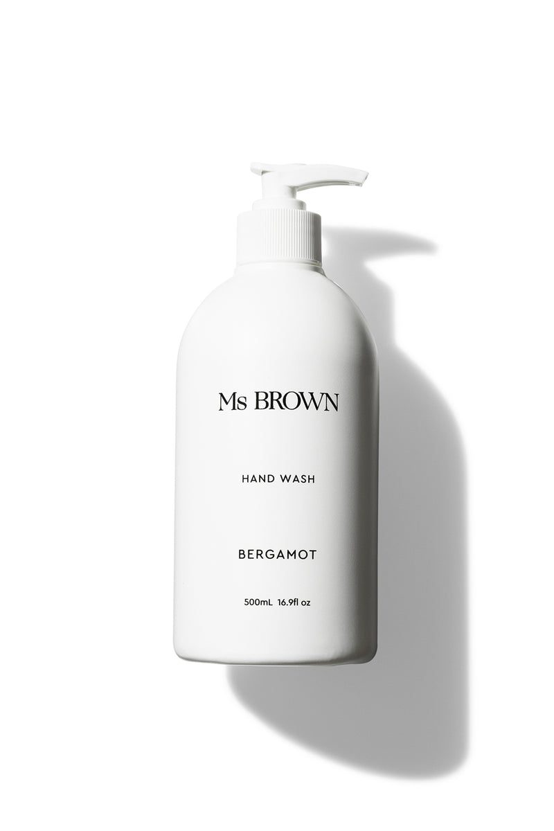 Ms Brown Hand Wash - Bergamot