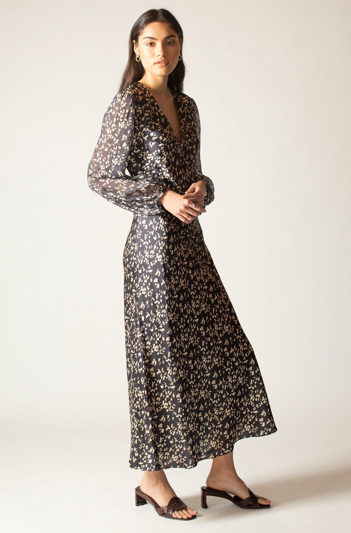 Stella Panthere Maxi Dress