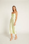 Lime Creme Blaire Dress