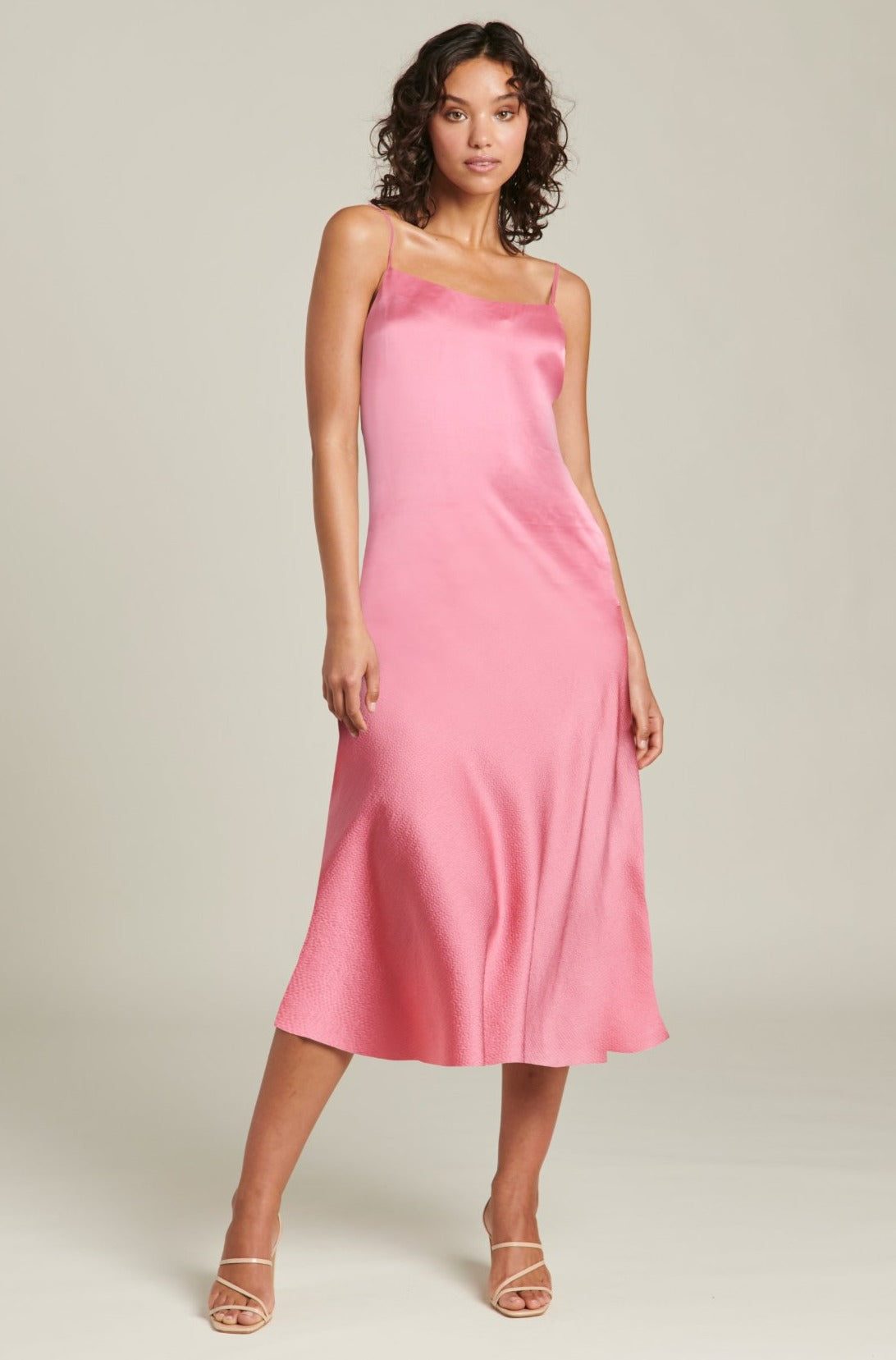 Pink Carnation Blaire Slip Dress