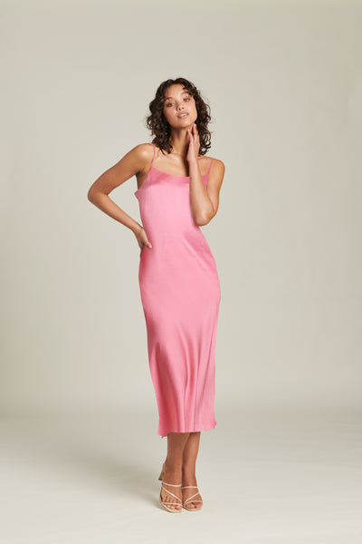 Pink Carnation Blaire Dress