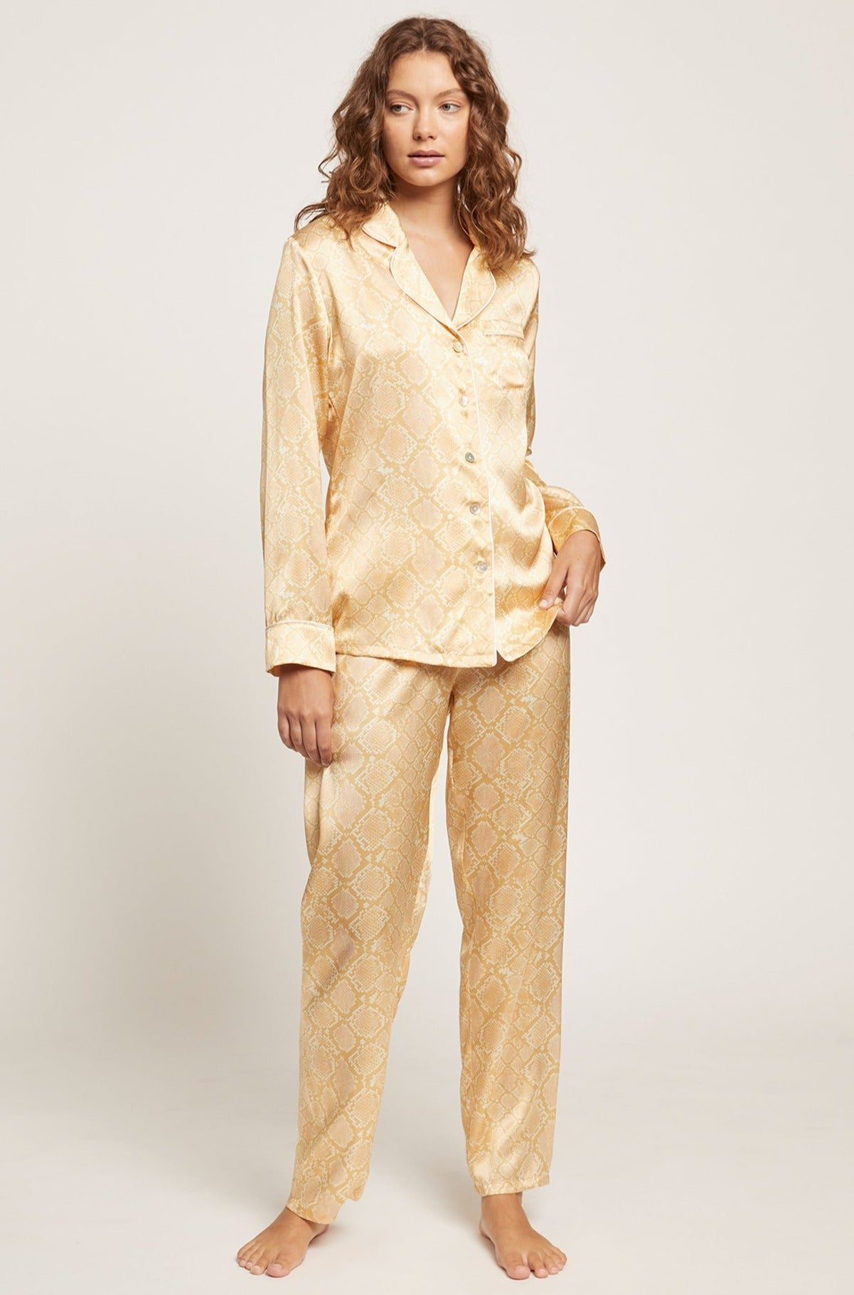 Serpentine Fine Finishes Pyjama