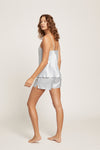 Ice Blue Washable Silk Cami