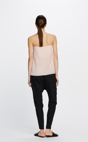 Chloe Square Neck Cami - Pink