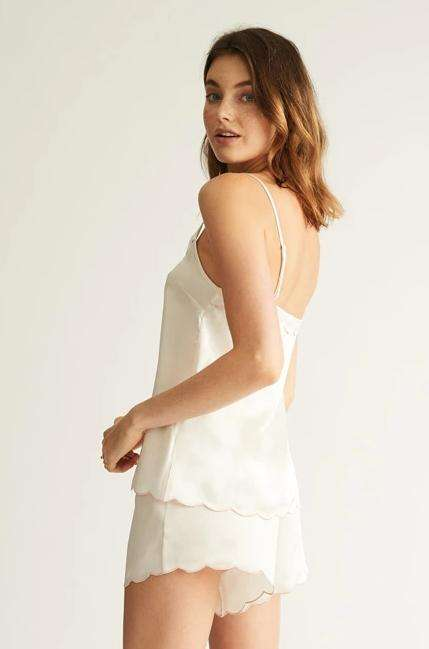 Adore Embroidered Camisole