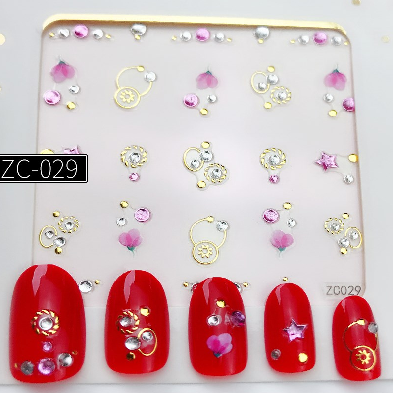 Nail Gem Sticker #ZC029