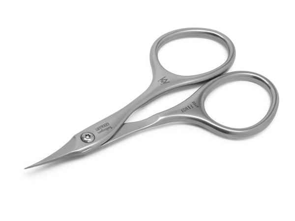 GERmanikure tower point cuticle scissors, FINOX surgical stainless steel