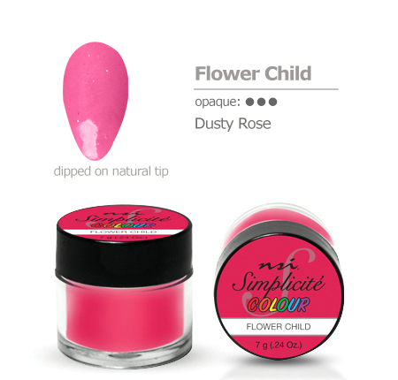 Simplicite' Dipping Powder Flower Child