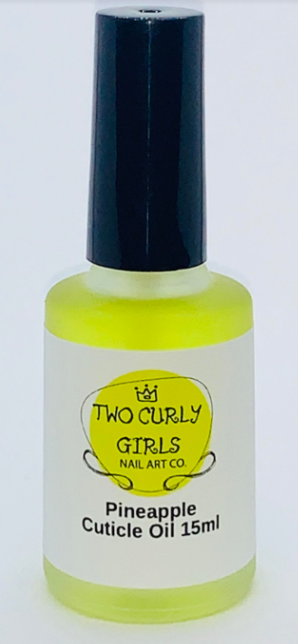 Pineapple Cuticle Oil 15ml