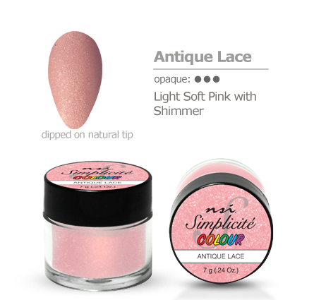 Simplicite' Dipping Powder Antique Lace