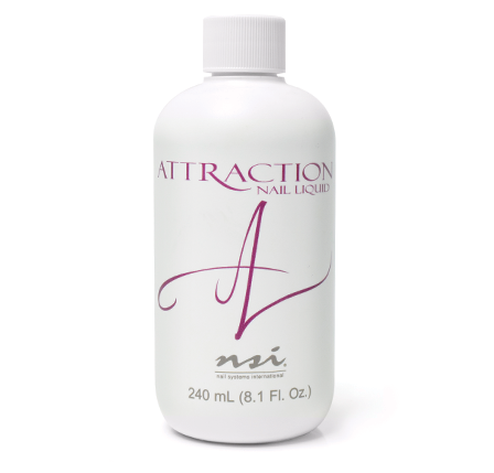 Attraction Nail Liquid (Monomer) 240ml ∆