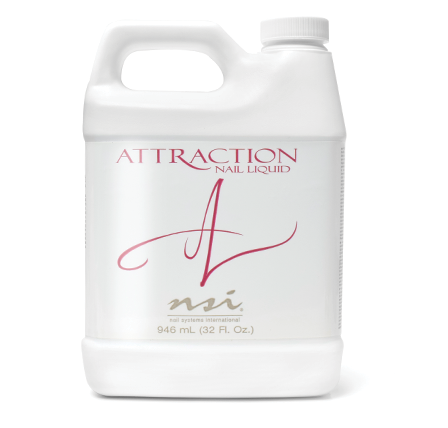 Attraction Nail Liquid (Monomer) 946ml ∆