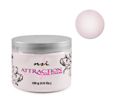 Attraction Acrylic Powder Sheer Pink 130g