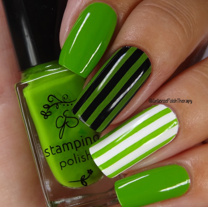 #87 Enlighten MINT - Nail Stamping Colour (5 Free Formula)