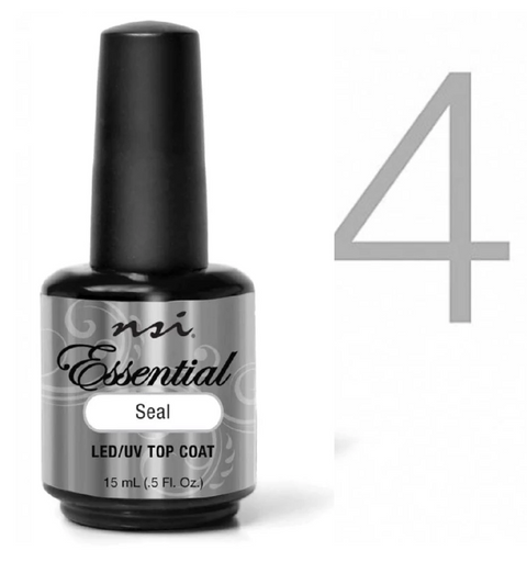 Essentials Seal 15ml Top Coat replacement for Polydip Seal