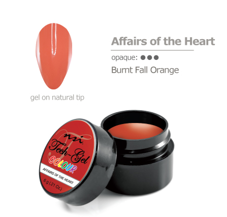 Tech Gel Affairs of the Heart