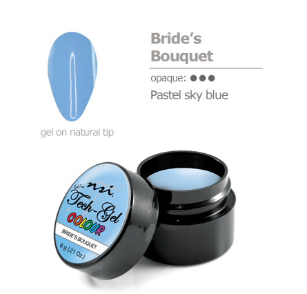 Tech Gel Bride's Bouquet