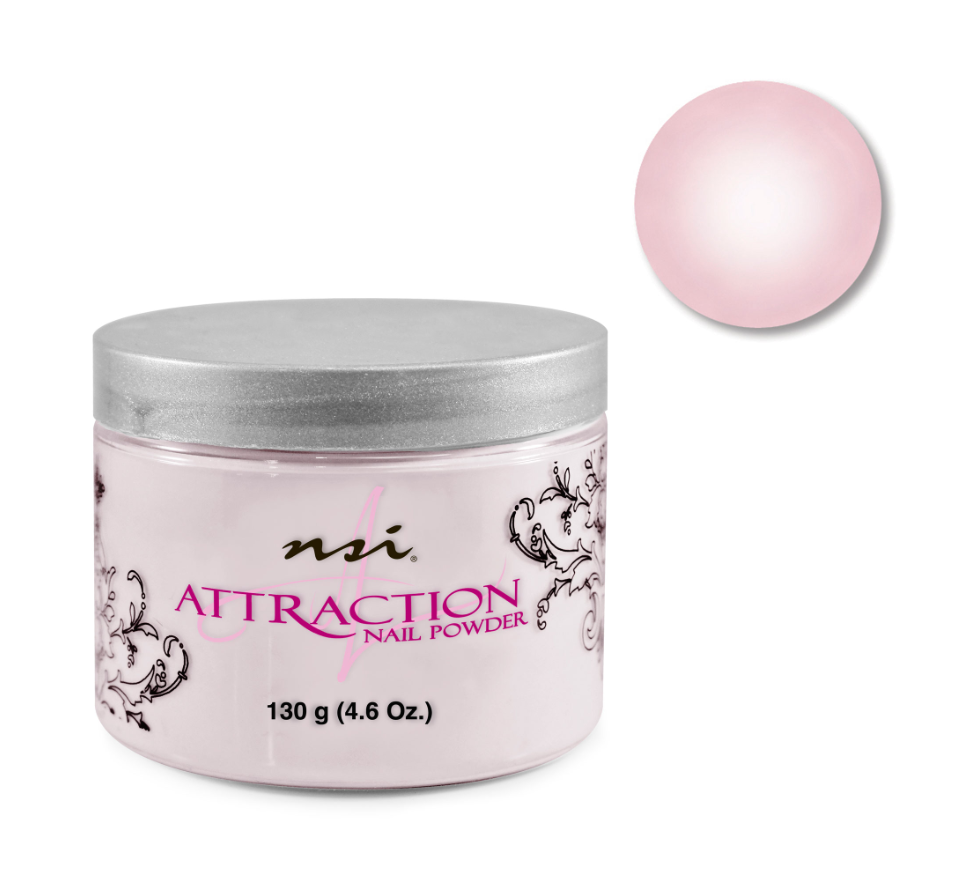 Attraction Acrylic Powder Radiant Pink 130g
