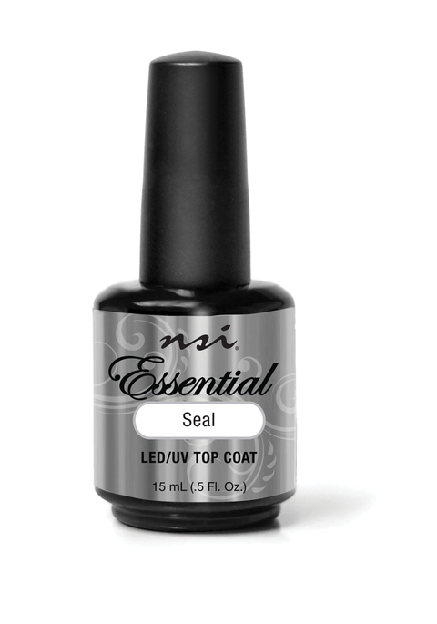 Essentials Seal 15ml Top Coat for Polish Pro, Polydip Seal, Balance Hard Gel & Secrets