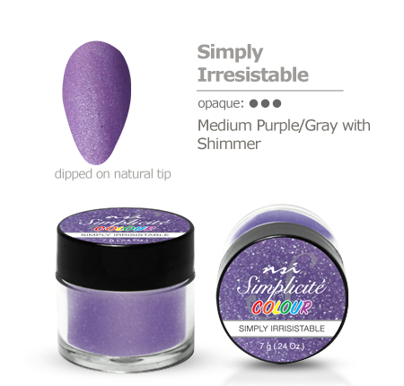 Simplicite' Dipping Powder Simply Irresistible