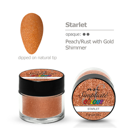 Simplicite' Dipping Powder Starlet