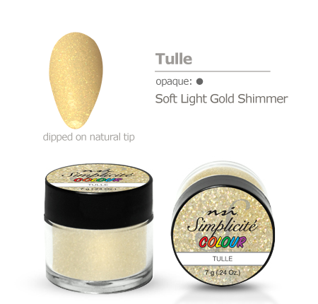 Simplicite' Dipping Powder Tulle