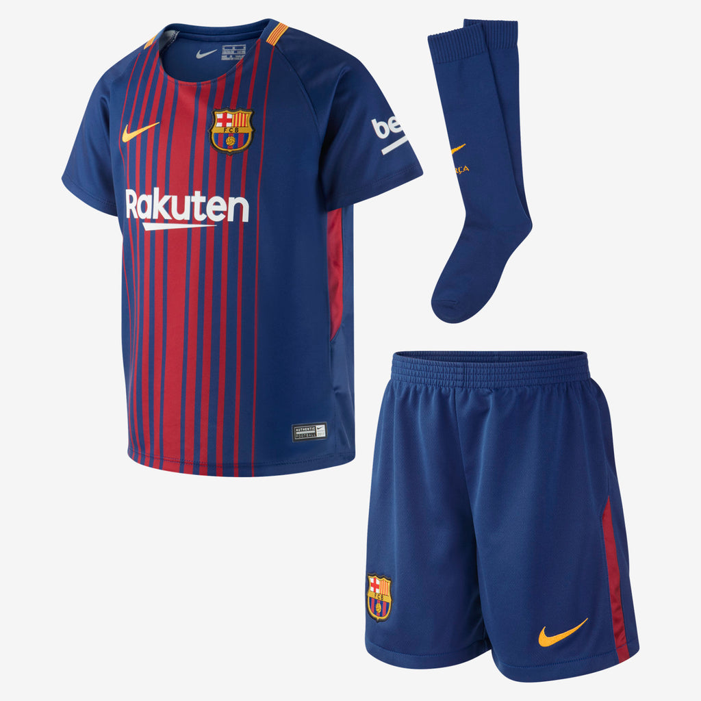 FCB HOME SHORT BOYS