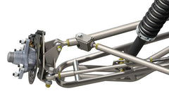 Barracuda Mk II front suspension arms
