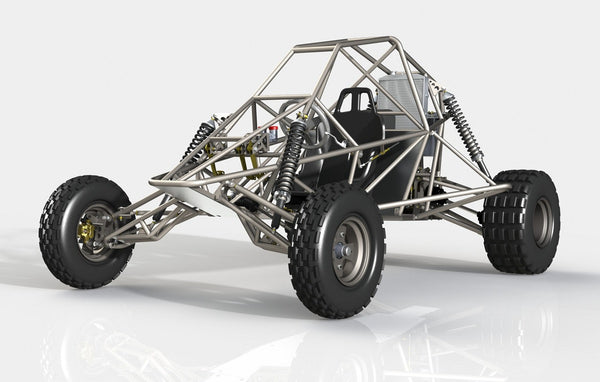 Barracuda Buggy Plans PDF