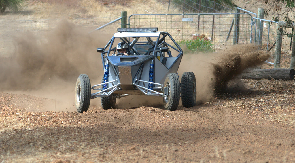 X2 off road buggy powerslide