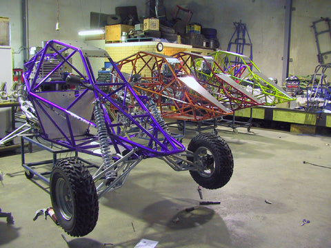 Barracuda buggies