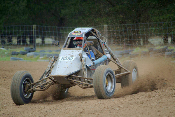 Hamish Lawlor's Barracuda off road racing buggy