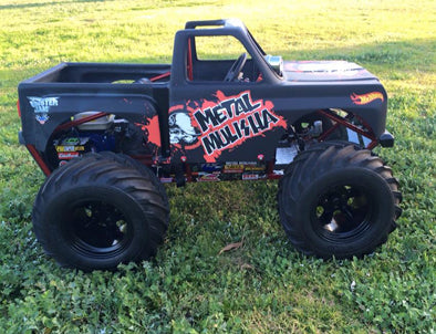 The Mini Monster Truck The Edge Products