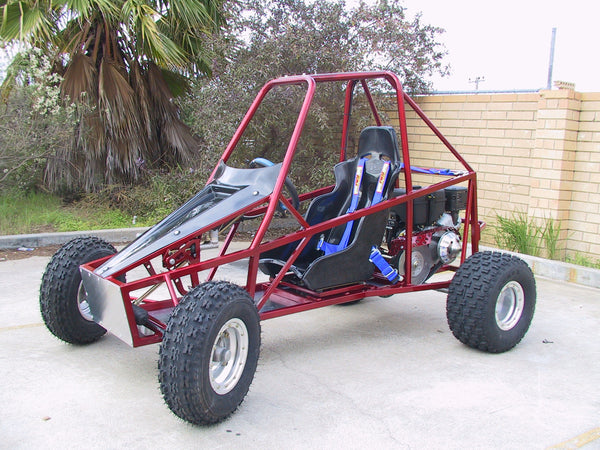 The Taipan II Off Road Kart | The Edge Products