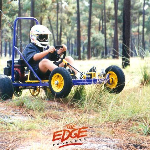 Fun kart III off road go kart