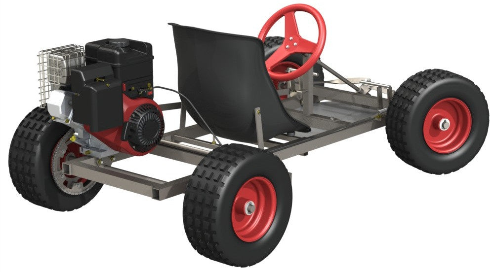 The Raven Off Road Kart | The Edge Products