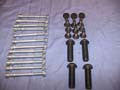 PIRCV Upright Bolt Kit