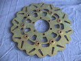 Floating disc rotor 312mm