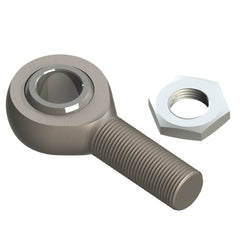 "3/4"" Chrome moly Rod end (Right-hand male)"