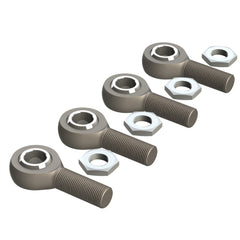 "3/4"" UNF Male Rod Ends (4)"