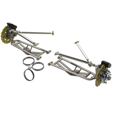 Barracuda R & X2R Front Suspension Kitset