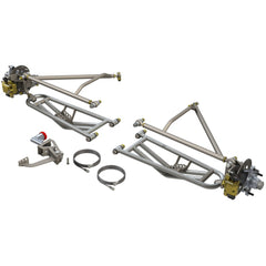 Barracuda Front Suspension Kitset