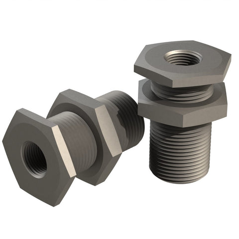 Caster Adjuster Nuts (2)
