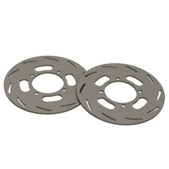 Disc rotors for front brakes (180mm)