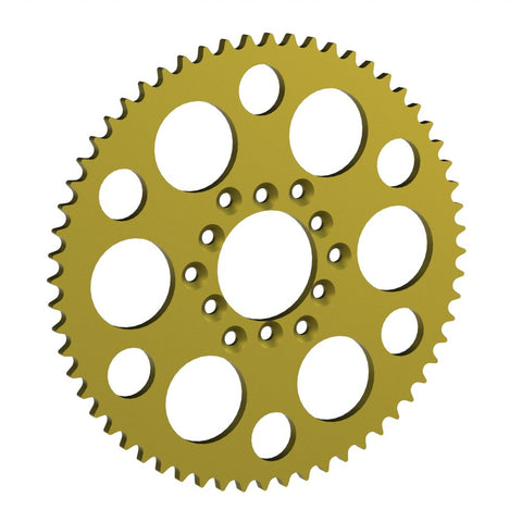 Rear Sprocket (60 tooth, 530 pitch, CV2)