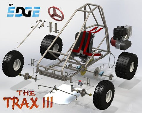 The Trax III Plans (Printed Book)